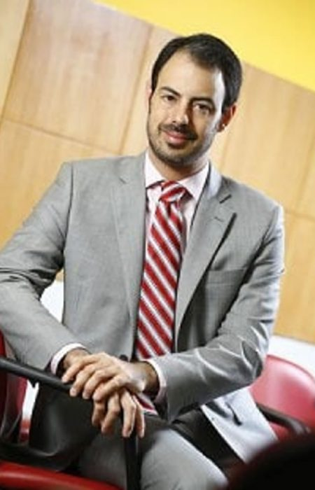 Participante Gustavo Gonçalves Vettori