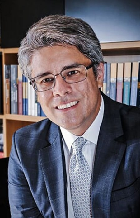 Participante Sérgio André Rocha